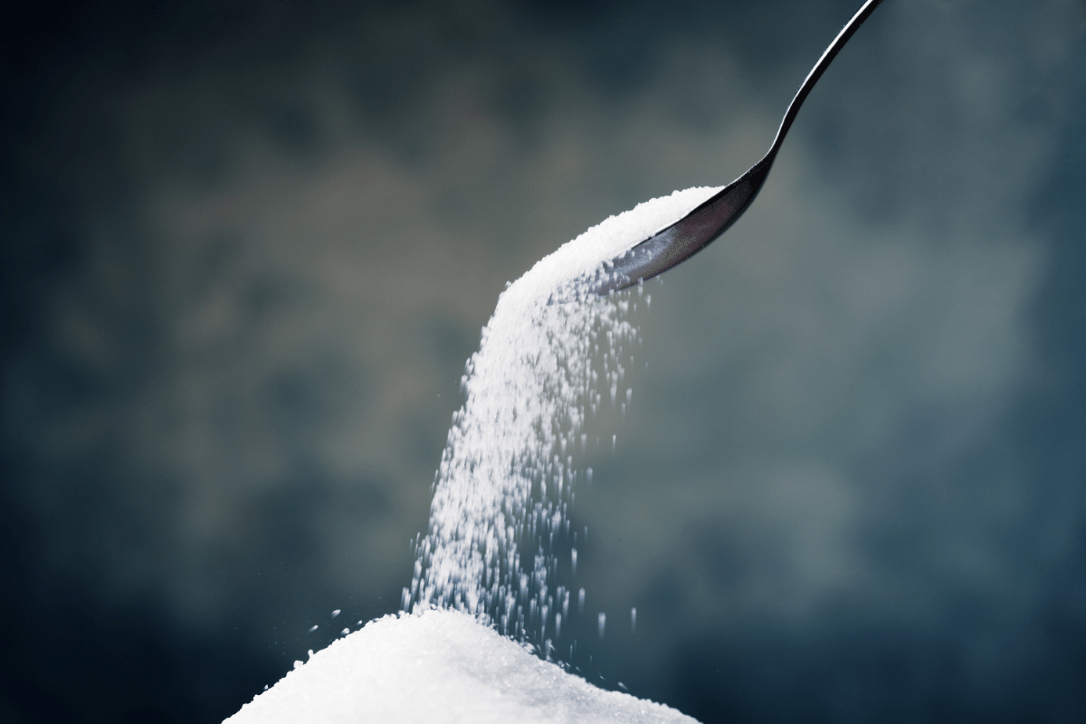 how much sugar per day to lose weight