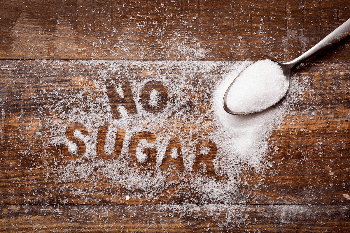 how much sugar per day recommended