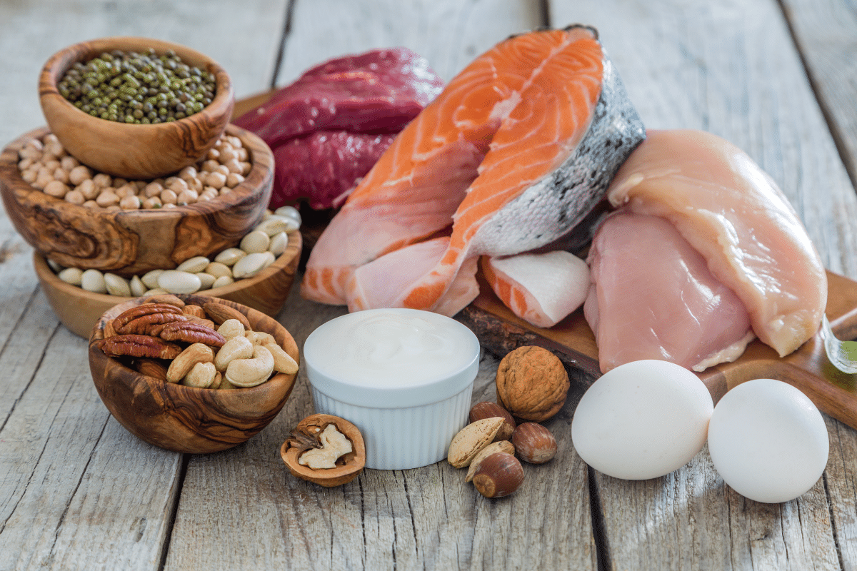 how much protein per day to build muscle