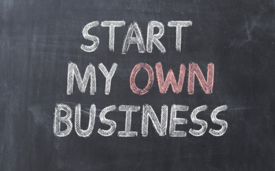 Start Going To Work On Your Own Business