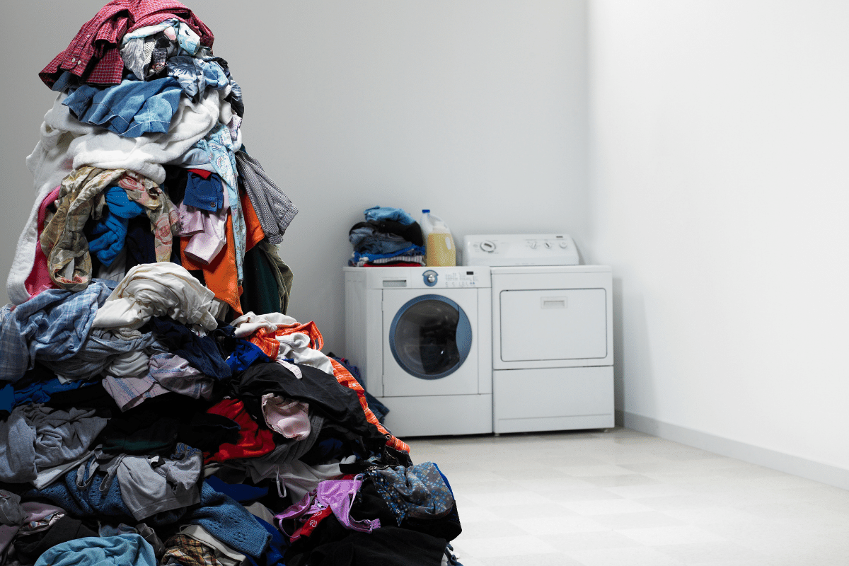 how to do laundry at college