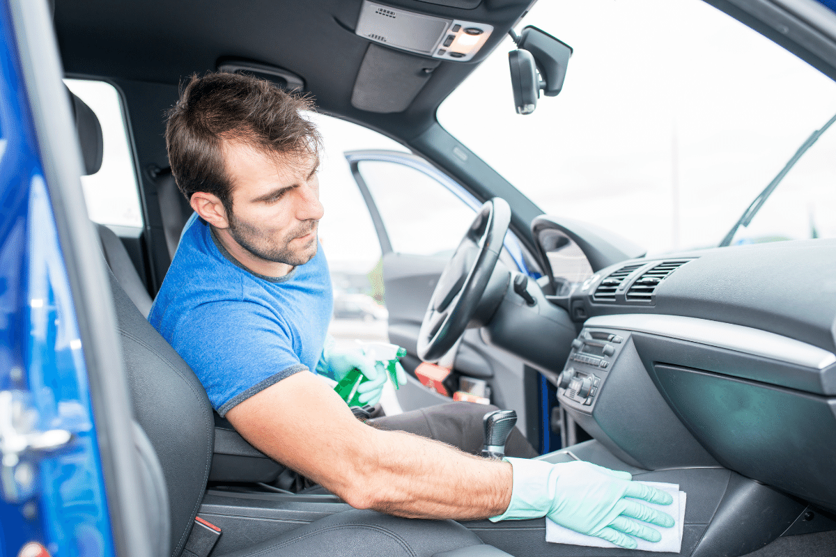 how to car cleaning